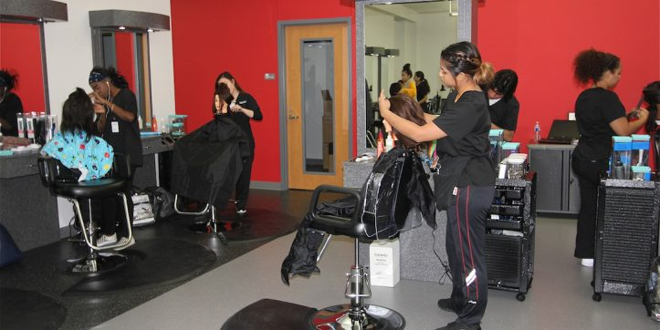 Cosmetology in the CTC