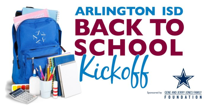 Back to School Kickoff