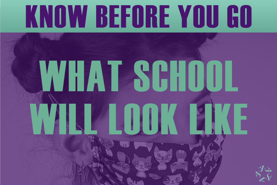 Know Before You Go: What School Will Look Like and what to expect