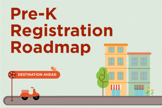 Pr-K roadmap Arlington ISD