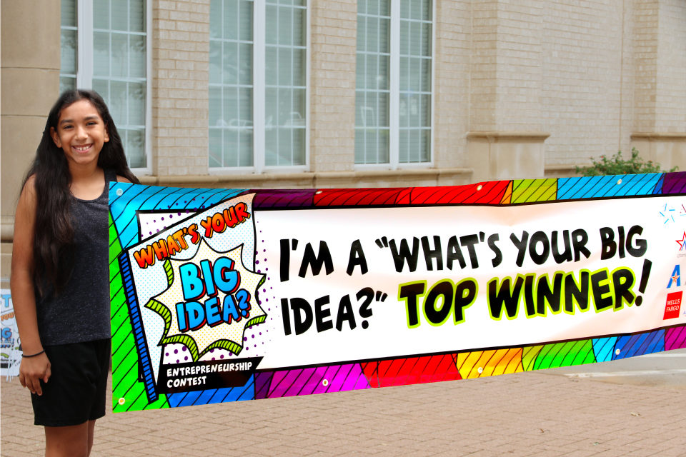 What's Your Big Idea? Entrepreneurship Contest